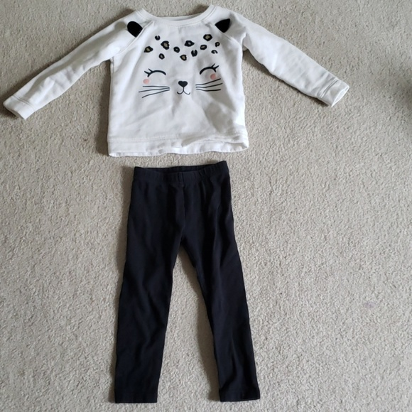 59488ff4e Carter's Matching Sets | Carters Toddler Girl 3t Outfit Set | Poshmark